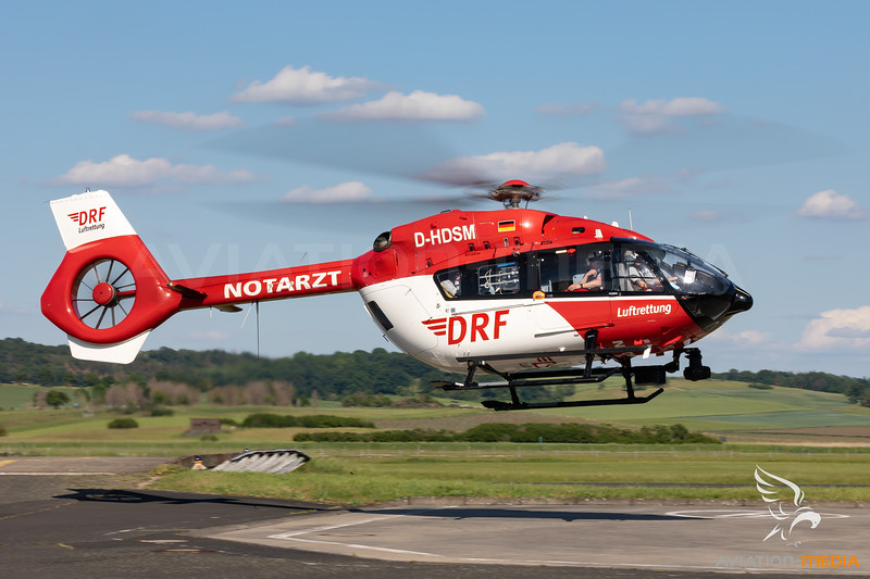 DRF Luftrettung   Airbus Helicopters H145   D-HDSM