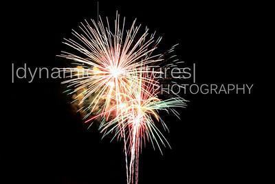 Fireworks - Elver Park - Madison, WI  2009
