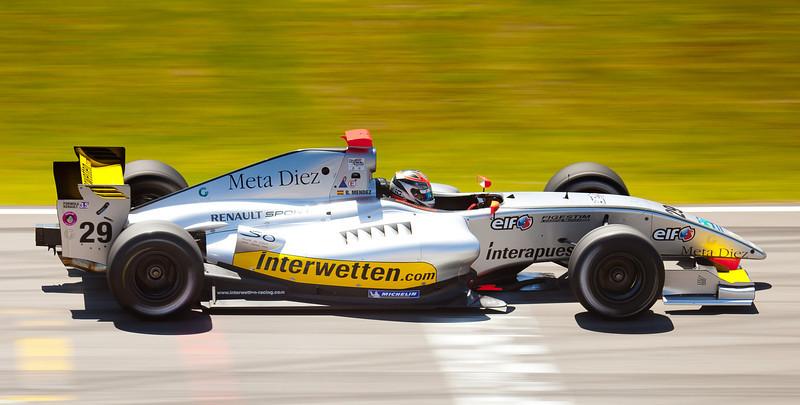 Bruno Mendez, Formula Renault 3.5