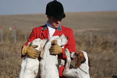 North Hills Hunt / Junior Hunt / 11-29-2009