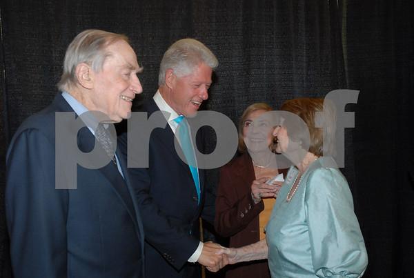 Bill Clinton - May 2006