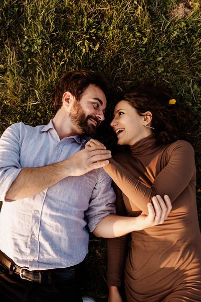Angelica e Valentino