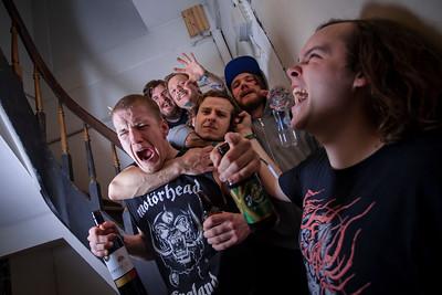 Kvelertak, Garage, 29.04.2010