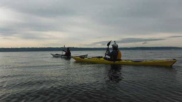 Dash Point to Commencement Bay (Dec 2013)