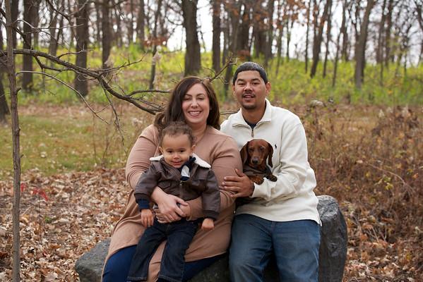 Elissa, Andre, Jamal & Franklin
