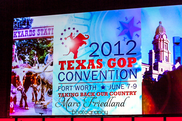 Republican Party of Texas-2012 Convention