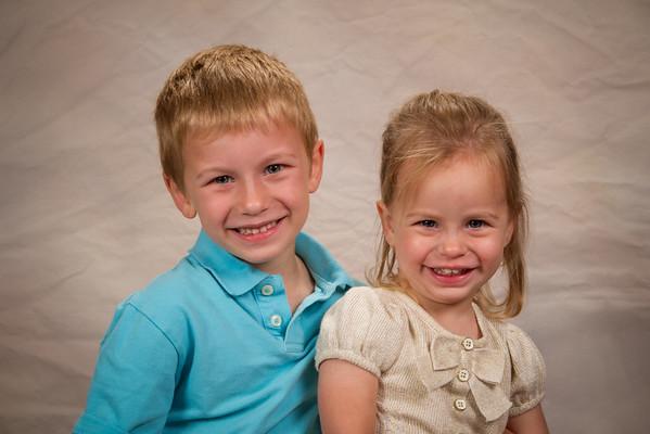 Sjostrom Siblings