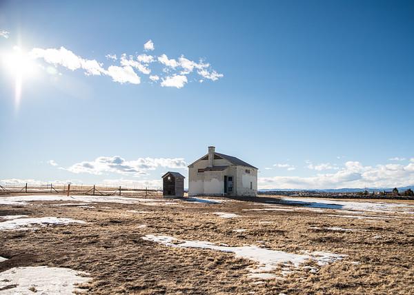 Rachael Snyder- Barn/House