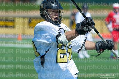 Lacrosse, Boys H.S. Varsity, St John's vs St Anthonys, 04-09-09