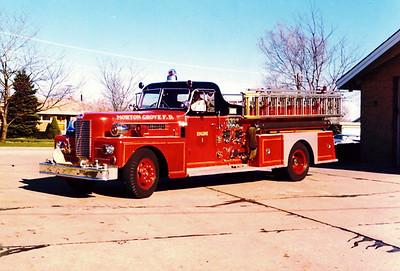 MORTON GROVE FIRE DEPARTMENT