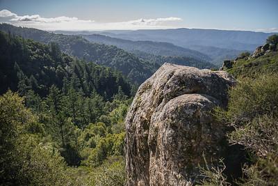 Castle Rock State Park, CA