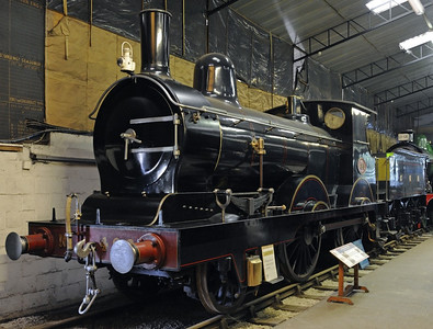 Bressingham Steam Museum, 2013: Standard gauge