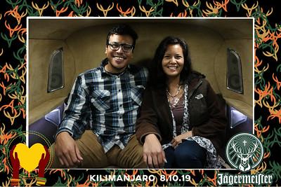 8.10.19 Jagermeister Kilimanjaro Party