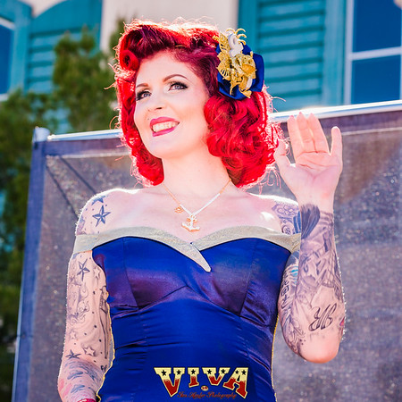 2016 Viva Las Vegas Pin-up Contest