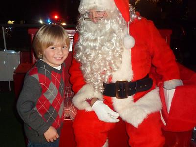 Santa in the Hood 2011