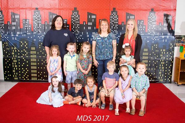 MDS Spring 17