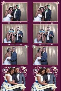 Jasamine & Taiwo Wedding 2019