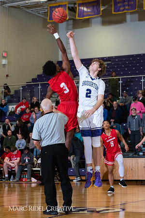 Broughton boys varsity basketball vs Sanderson. Play 4 Kay. January 17, 2019. 750_4654