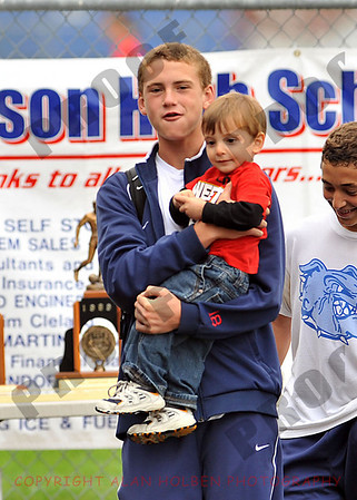 Boys Varsity - Brandon at Mason - Sept 26