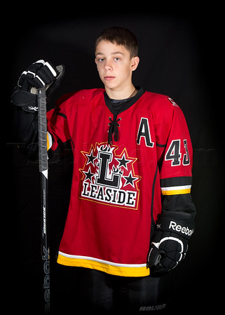 2014-2015 Leaside Flames Bantam 'A'