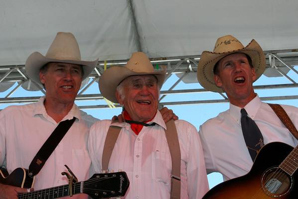 National Folk Festival, Butte, Mont: 7/11-7/13/08