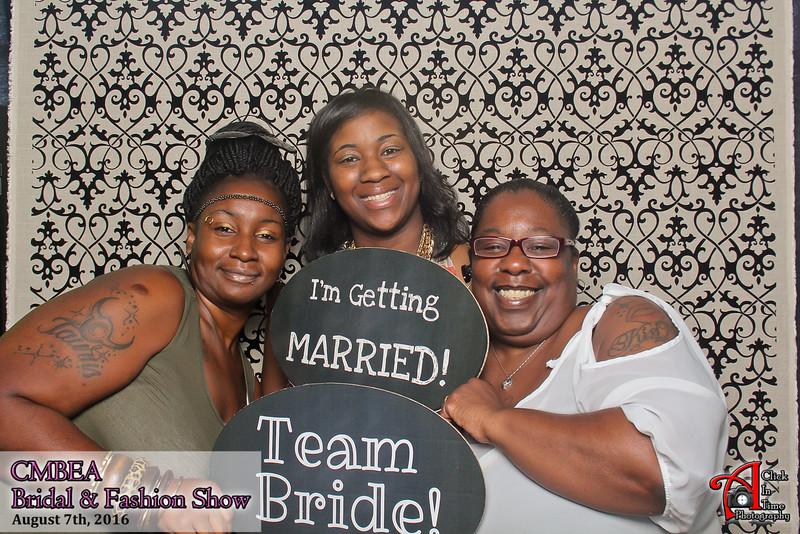 CMBEA Bridal Show 2016