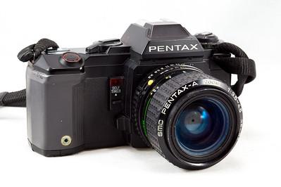 Pentax A3000, 1985