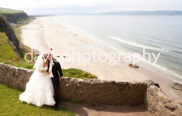 Victoria & Richard The Ross Park Hotel Kells