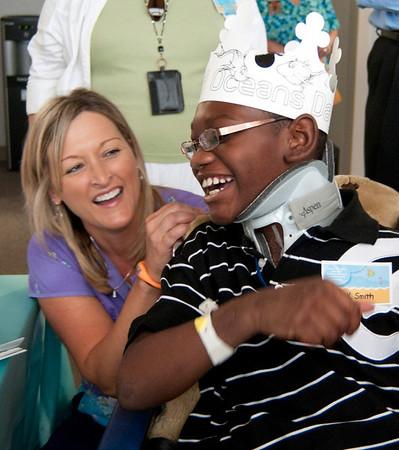 Maynard Children's Hospital Groundbreaking