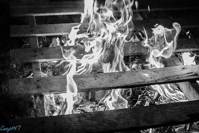 Fire at Joe's 4-19-14