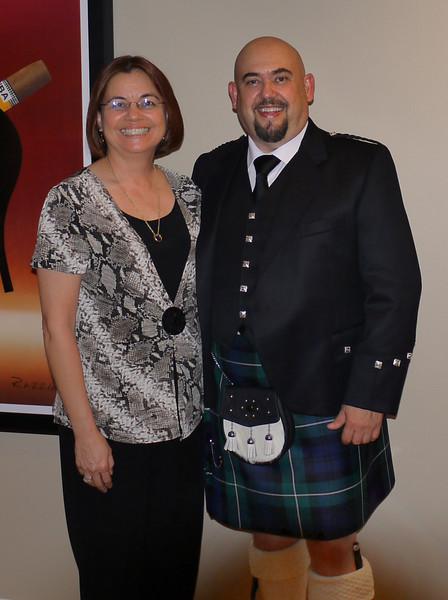 Julie & Craig