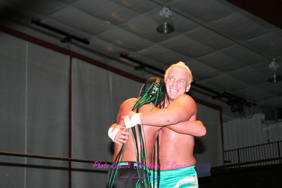 05 Delirious vs Eric Young with Ref Glen Spectre