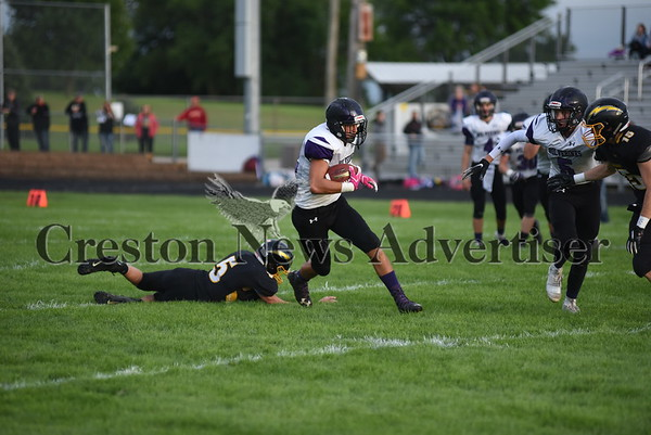 9-11 Nodaway Valley-ACGC football