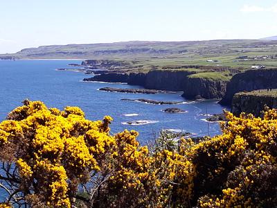 The County Antrim Coast