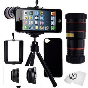 Iphone camera conversion kit