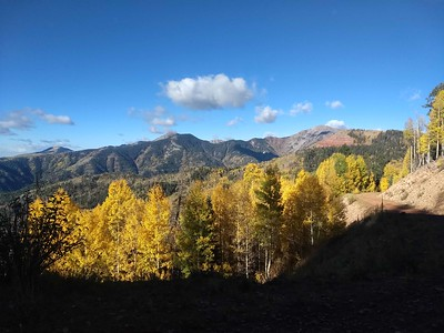2018-10 Hike to Kennebec Pass