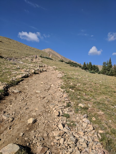 Mt. Elbert July 2018