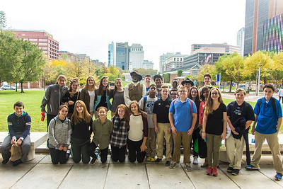 Squire Field Trip to Philadelphia –November 3, 2017