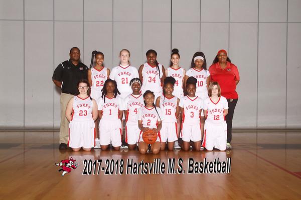 2018 MS  Basketball  Girls