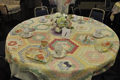 Vintage Celebration Tea