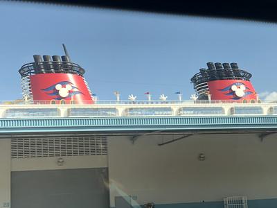 Disney Cruise 2019 phone pics