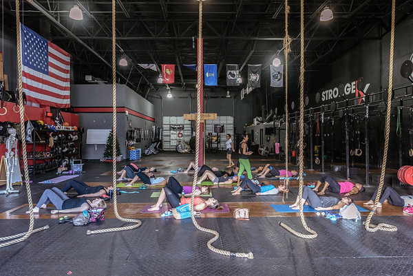 Crossfit Fever Yoga Tune Up