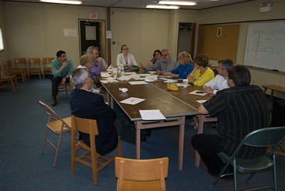 Community Life - Festival Meeting - May 19, 2013