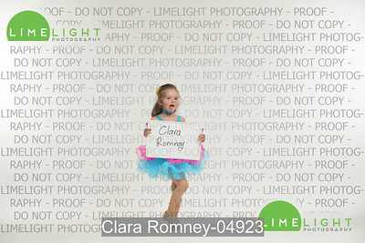 Clara Romney