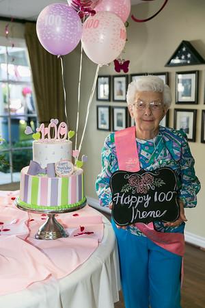 Bradford Celebrates Irene
