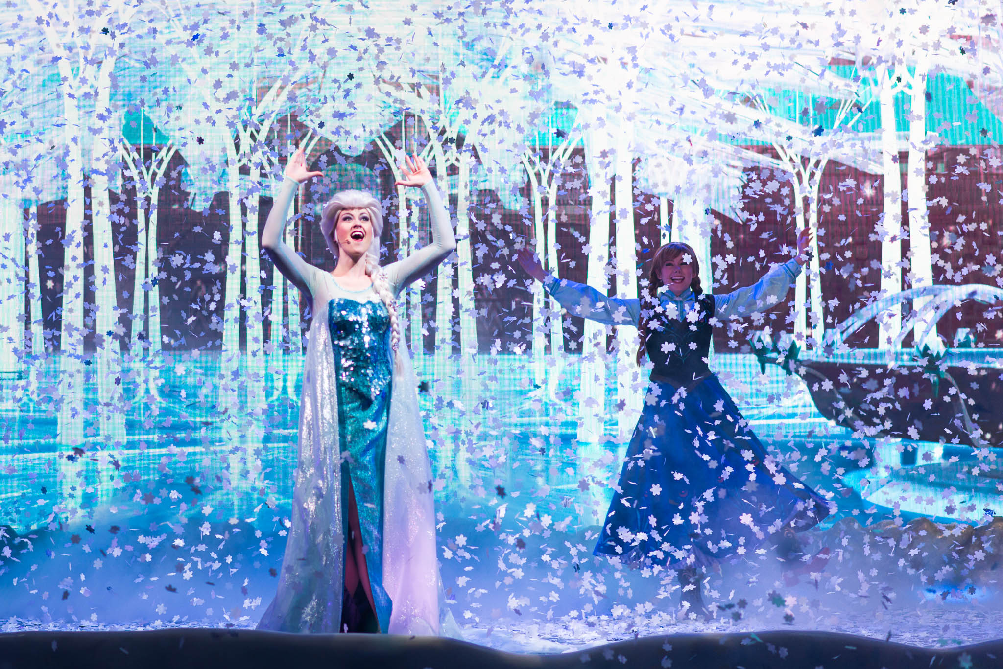 Disney's Hollywood Studios - Frozen Sing-Along Finale