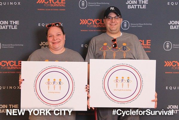 02/09/2018 Cycle for Survival Rockefeller Center