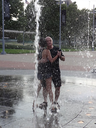Tango in the Fountain 7-22-18
