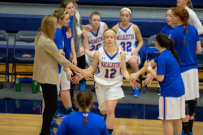 2015 01 17 Women Macalester v St Mary's