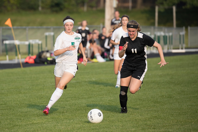 Girls Soccer 0-2 Loss to PACT Charter